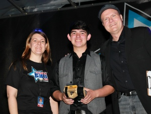 2012 School Jam USA Judge's Prize Winner - with a Mighty Bright prize!