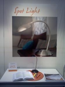 Spotlight Housewares Mighty Bright