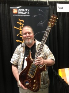 Mike Lawson - Summer NAMM 2013