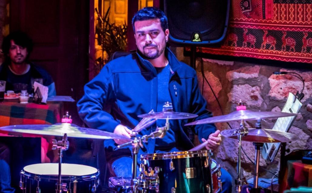Fernando Mendoza Drummer 2016